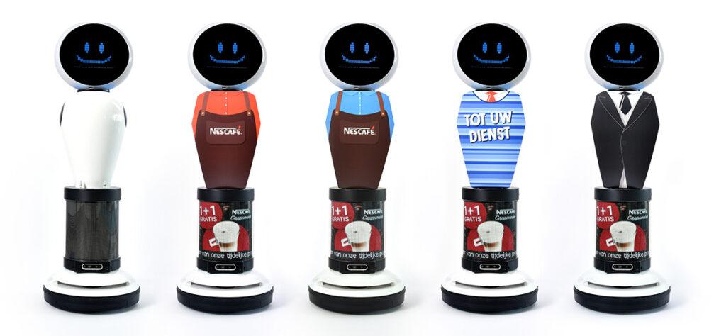 Robot Shelfie Pro