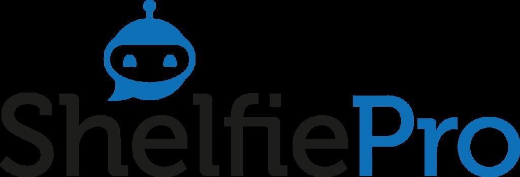 ShelfiePro - logo - Efficiënter retail rekbeheer met robot-scanning en AI beeldherkenning